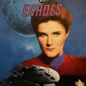 Star Trek Voyager 15: Echoes, Smith, Rusch andHoffman