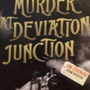 Murder at Deviation Junction, Andrew Martin