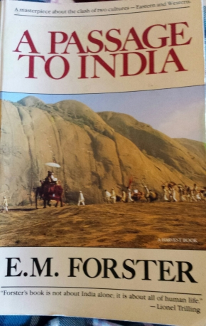 A Passage to India, E.M. Forster
