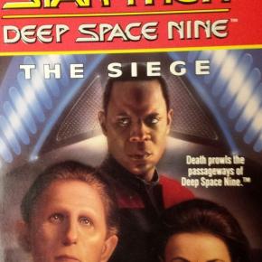 Star Trek Deep Space 9 2: The Siege, PeterDavid
