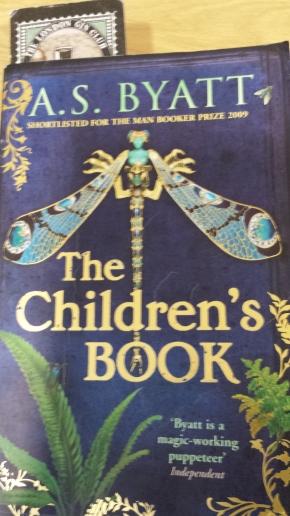 The Children's Book, A.S.Byatt