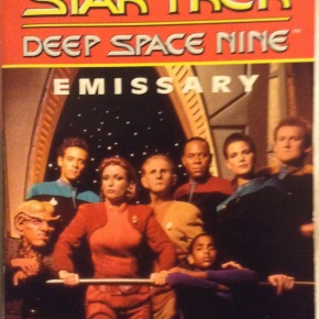 Star Trek Deep Space 9 1: Emissary, J.M. Dillard