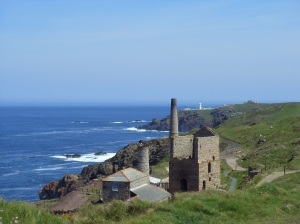 The Levant Mine, Cornwall