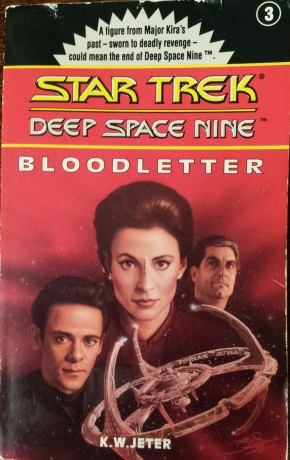 Star Trek Deep Space 9 3: Bloodletter, K.W. Jeter