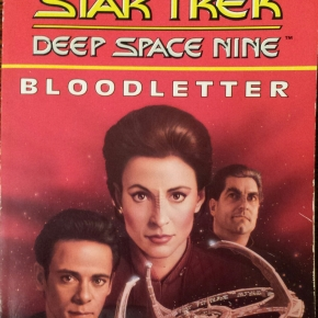 Star Trek Deep Space 9 3: Bloodletter, K.W.Jeter