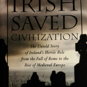 How the Irish saved civilisation, Thomas Cahill