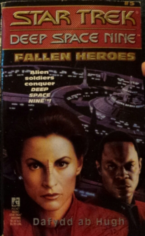 Star Trek Deep Space 9 5: Fallen Heroes, Dafydd ab Hugh