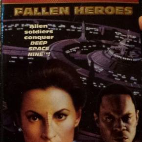 Star Trek Deep Space 9 5: Fallen Heroes, Dafydd abHugh