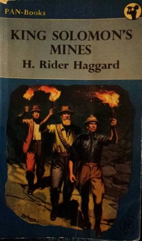 King Solomon's Mines, H. RiderHaggard