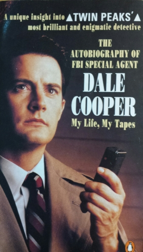 The autobiography of FBI Special Agent Dale Cooper, Scott Frost