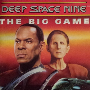 Star Trek Deep Space 9 4: The Big Game, Sandy Schofield