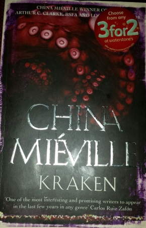 Kraken, China Mieville