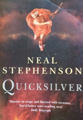 Quicksilver, Neal Stephenson