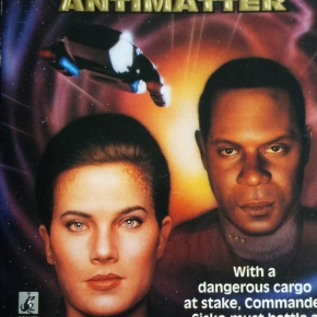 Star Trek Deep Space 9 8: Antimatter, John Vornholt