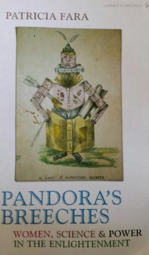 Pandora's Breeches, PatriciaFara