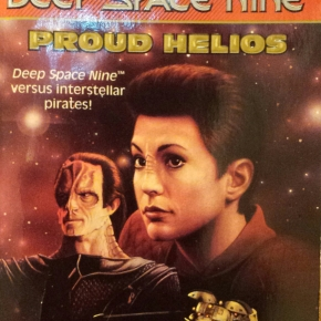 Star Trek Deep Space 9, 9: Proud Helios, Melissa Scott
