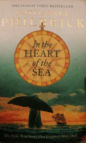 In the heart of the sea, NathanielPhilbrick