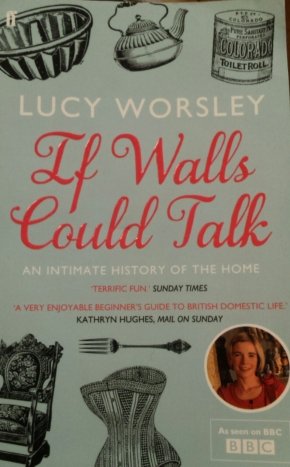 If Walls Could Talk, LucyWorsley