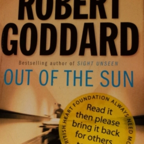 Out of the Sun, Robert Goddard