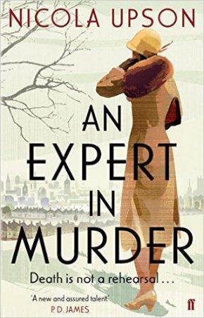 An Expert in Murder, NicolaUpson